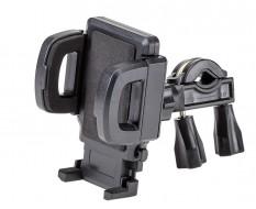 Universele telefoonhouder voor fiets – montage op fietsstuur - gew. 140 gram