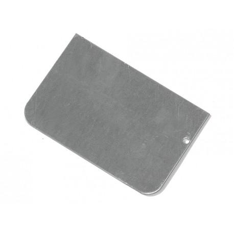 Metalen vakverdeling voor onderdelenkast / hangkast - afm. 10,5 x 7,5 cm