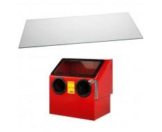 Ruit - raam - glas - glasplaat voor cabine PP-T 1314