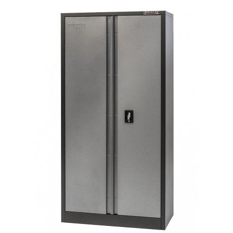 Werkplaatskast – Gereedschapskast – kast voor werkplaats 91 x 45,5 x 182,5 cm.