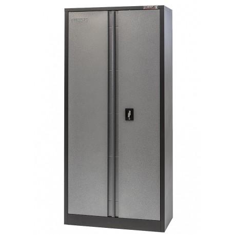 Werkplaatskast – Gereedschapskast – kast voor werkplaats 91 x 45,5 x 198 cm.