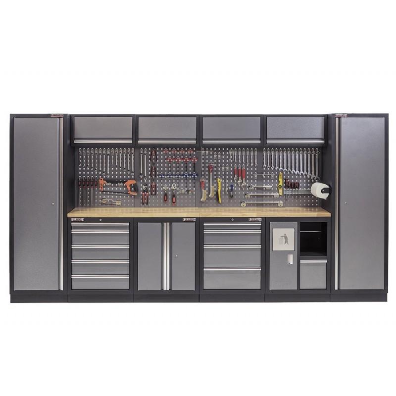 werkbank met laden kopen webshop. Black Bedroom Furniture Sets. Home Design Ideas
