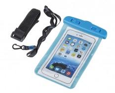 Spatwaterdicht / stofdicht blauw etui voor telefoon - iphone - smartphone