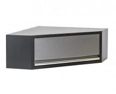 Bovenkast voor hoekstuk met gasgeveerde klep 87 x 87 x 35 cm