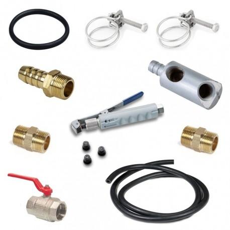 Revisie set voor straalketel PP-T 0009 en 0010 - Set straalketel onderdelen.