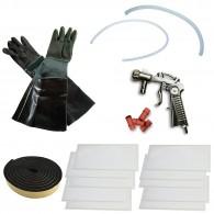 Straalcabine accessoires & onderdelen